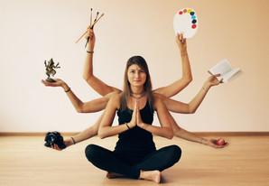 Йога и творчество