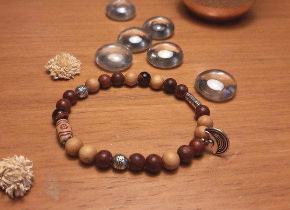 """Bracelet """" Gardienne des sables"""" : Astres sacrés"""