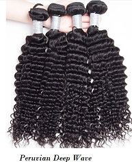 Peruvian Deep Wave -  Remy Virgin Hair