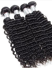 Brazilian Deep Wave -  Remy Virgin Hair