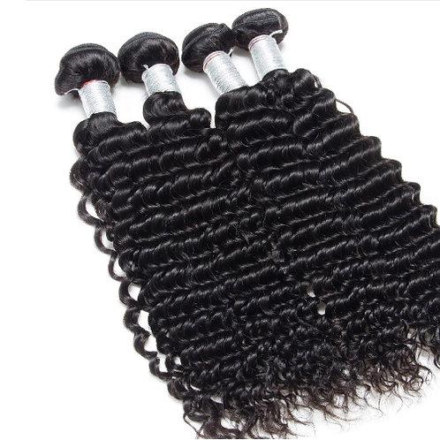 Malaysian Deep Wave -  Remy Virgin Hair