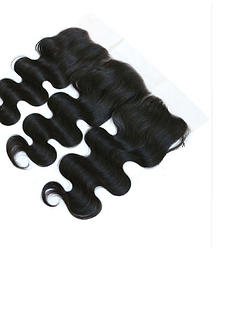 "Lace Closure 100% Virgin Human hair ""4X4"""