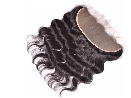 "Lace Frontal 100% Human hair  ""13X4"""