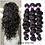 Thumbnail: Brazilian Loose Wave -  Remy Virgin Hair