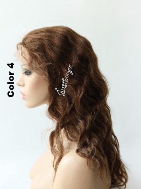 Color Front Lace Wigs - 4