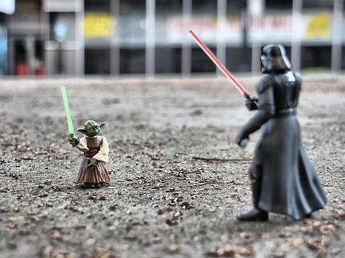I Got Your Force Right Here!