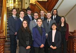 Forum étudiant jeunesse Assemblée nationale du Québec