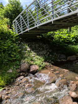 Munn's Creek Pedestrian Bridge, Oakville