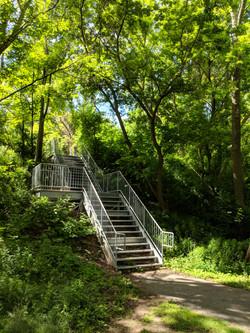 Bronte Beach Stairs, Oakville