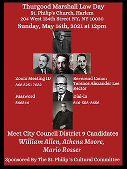 Third Annual Thurgood Marshall Law Day-4