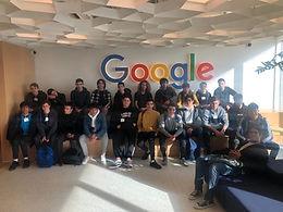 ביקור בגוגל - שכבה י בנים מדעי המחשב 2020