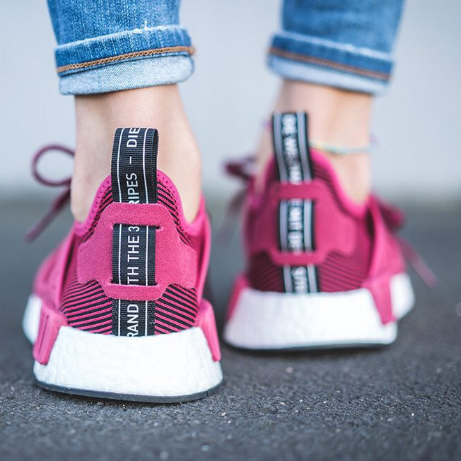 the best attitude 59825 025ee Adidas NMD R1 & XR1 Womens (Unity Pink, Vapour Steel, Collegiate Navy)