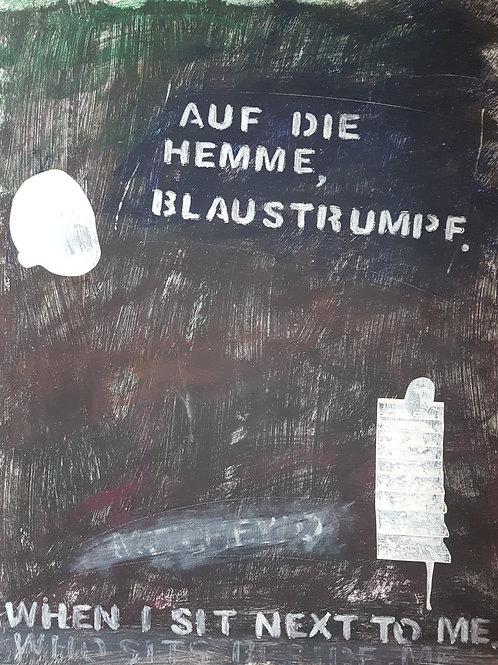 blaustrumpf