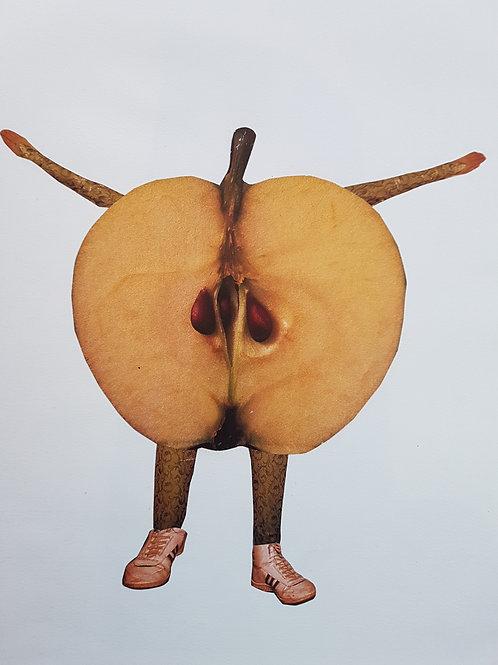 my little apple man