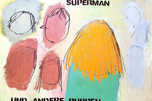 superman und andere puppen