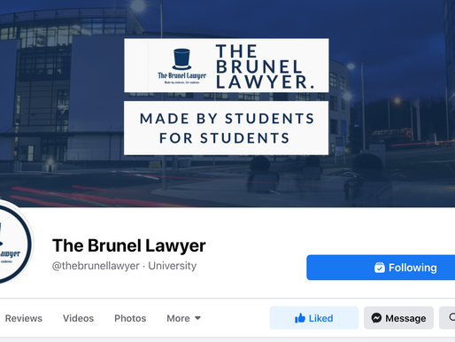 Check out Brunel Lawyer's Facebook Page!