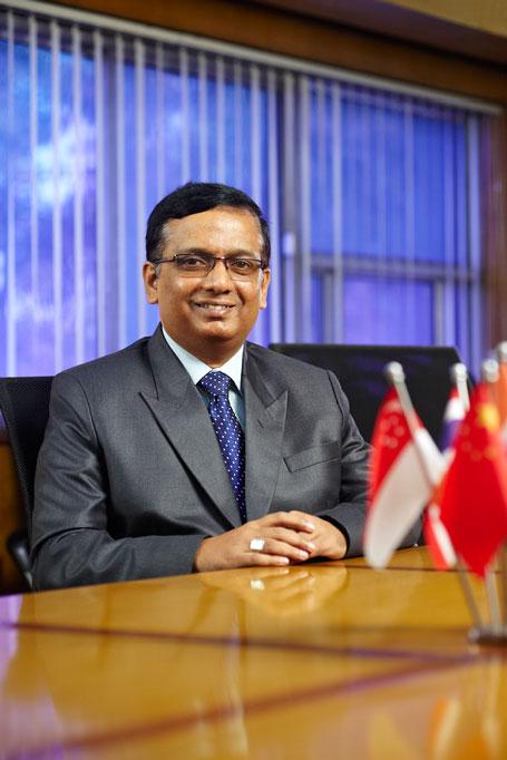 Satish Kumar_Chief of Operations