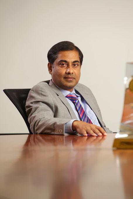 Krishnendu Sanyal_Chief of Marketing and Sales