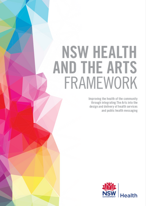 NSW/ACT Arts Health Leadership Group