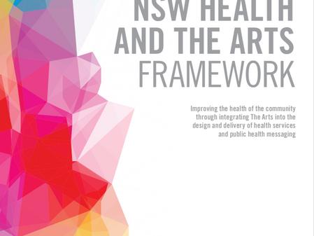 NSW/ACT Arts Health Leadership Group