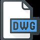 瑞洲數控切割機_dwg file supported