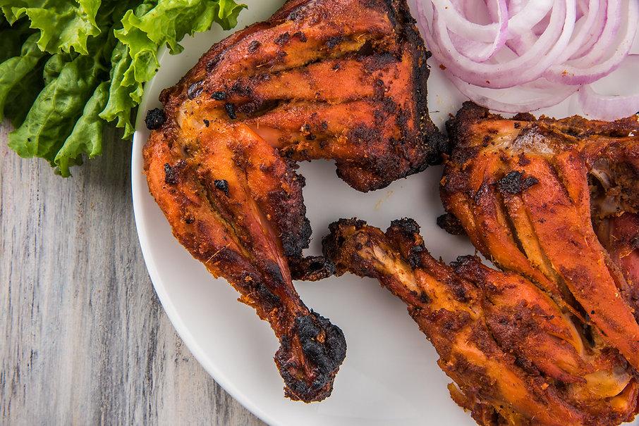 Tandoor Baked Chicken