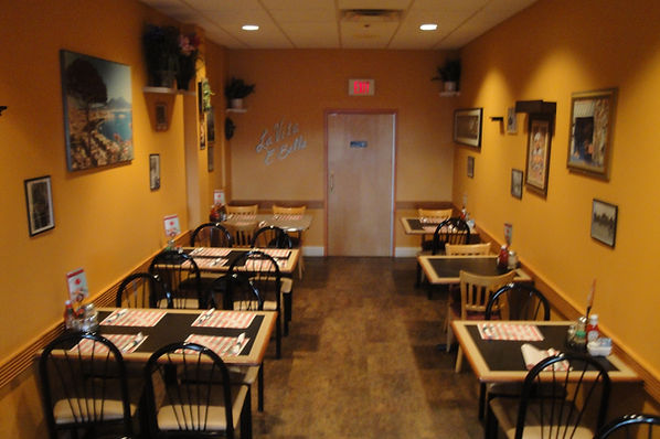 Attilio's Dining Room
