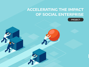 Accelerating the impact of social enterprise