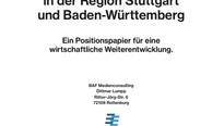 Animation als Beispiel für eine erfolgreiche Clusterentwicklung in der Region Stuttgart      2019