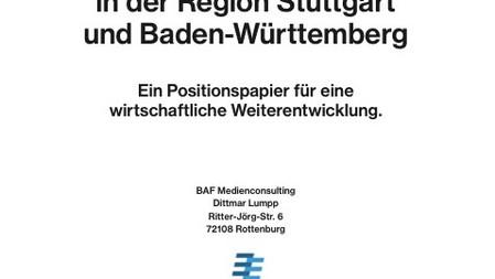 Animation als Beispiel für eine erfolgreiche Clusterentwicklung in der Region Stuttgart   |  2019
