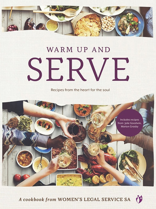 Warm Up And Serve Cookbook