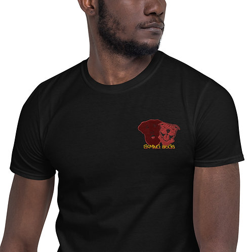 Gaming Dogs - Short-Sleeve Unisex T-Shirt