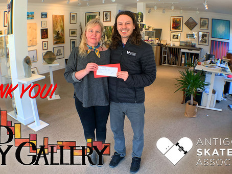 Red Sky Gallery supports the ASA