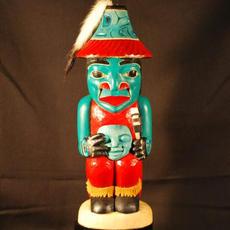 Tlingit Artist