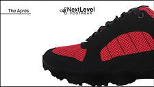 Next Level Footwear The apres black red