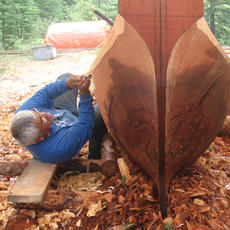 Dugout Canoe Project 01