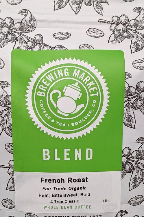 Fair Trade Organic French Roast - 16oz