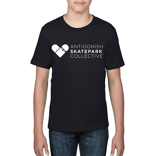 Youth - Antigonish Skatepark Collective Team Logo