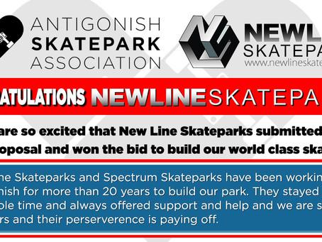 New Line Skateparks