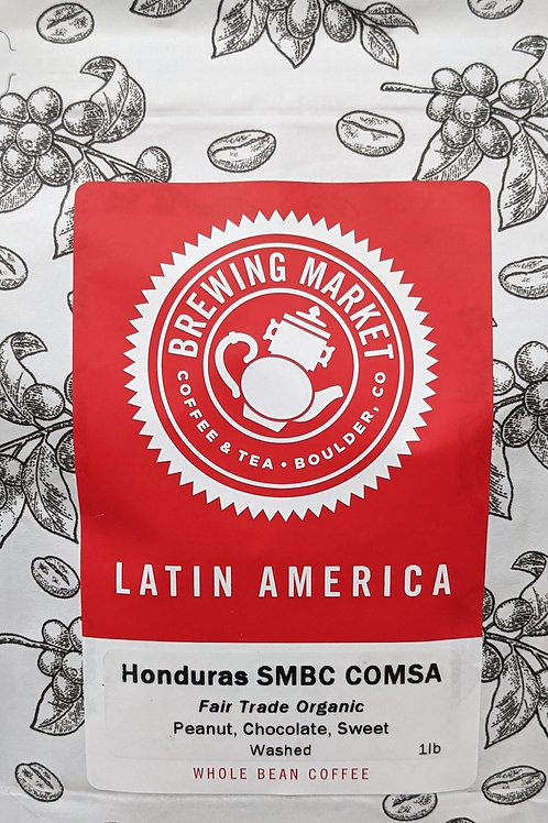 Fair Trade Organic Honduras SMBC COMSA- 16 oz