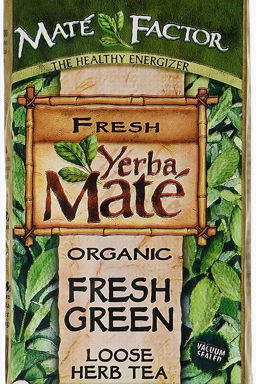 Organic Mate Factor Yerba Mate Green