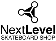 Next Level Skateboard Shop web site Logo