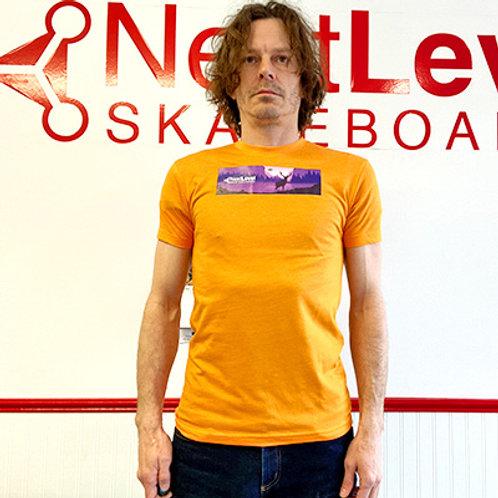 Next Level UFO Deer T-Shirt