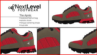 next level footwear coming soon the apre
