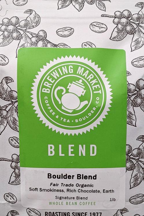 Fair Trade Organic Boulder Blend - 16oz