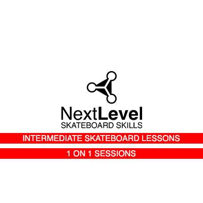 Intermediate Skateboard Lessons