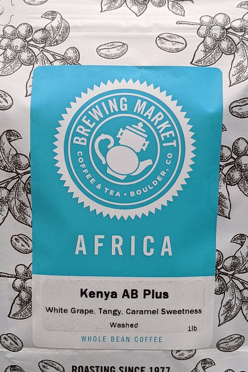 Kenya AB Plus - 16 oz