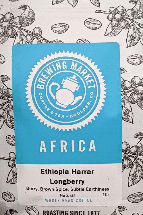 Ethiopia Harrar Longberry - 16 oz
