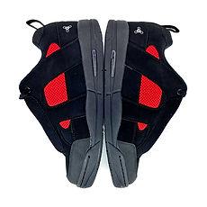 Next Level Footwear Tech black web produ