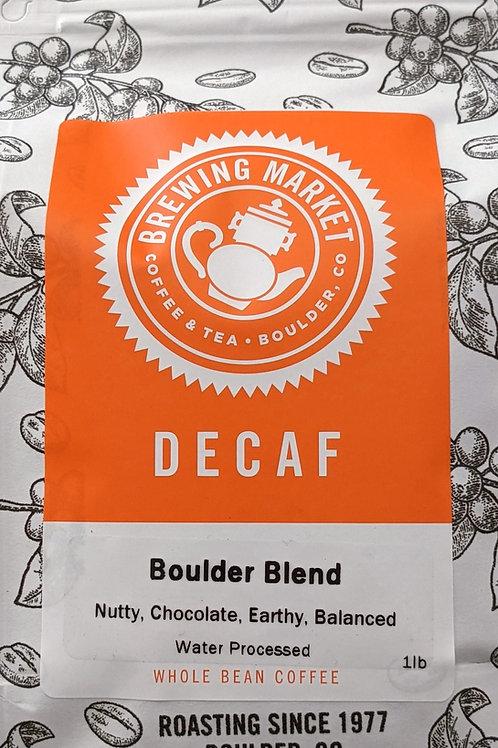 Decaf Boulder Blend - 16 oz